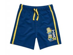Pantaloni scurti Minions denim